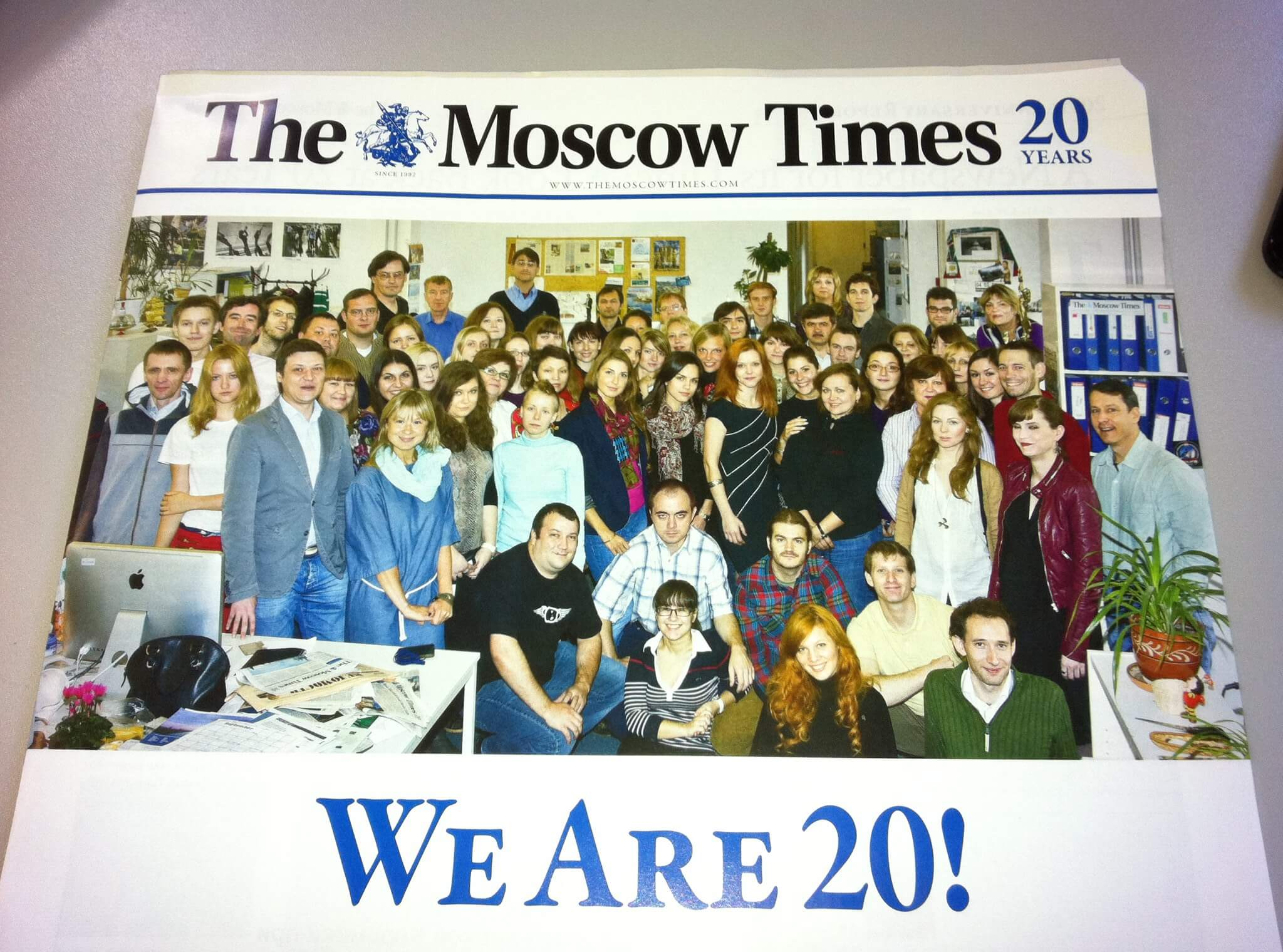igor zabotin in the moscow times
